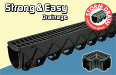 Garage Stormwater Drain | Gully Grate | Trench Drain