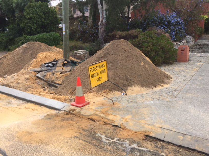 Stormwater Perth Safety