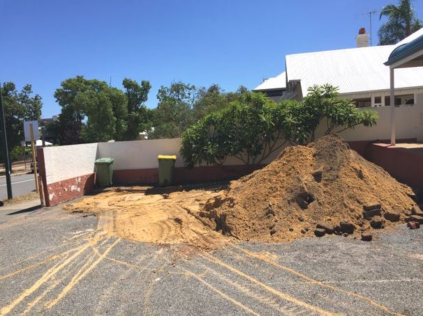 Stormwater Installation Perth completed